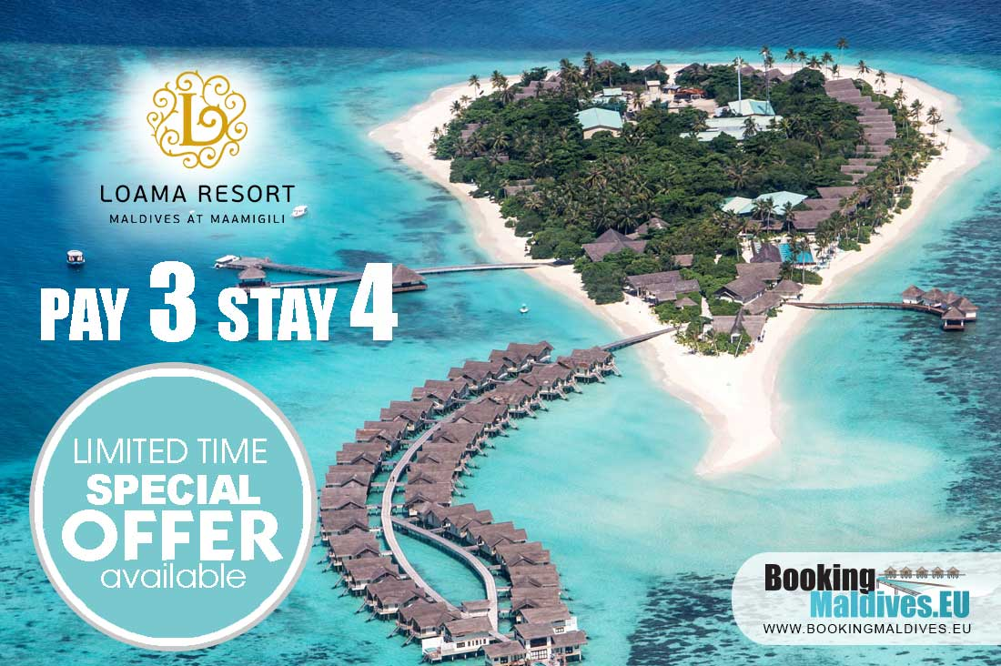 Loama Hotels and Resorts – Stay 4 Pay 3