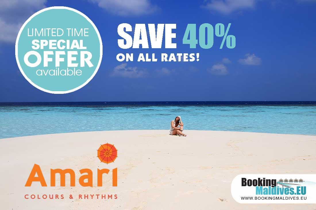 Amari Havodda SAVE 40% until 30 Apr 2016